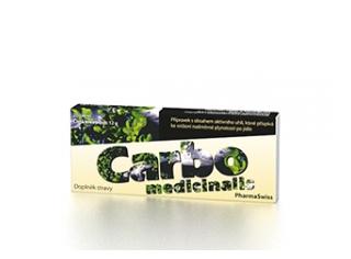 Carbo Medicinalis PharmaSwiss