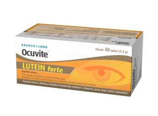 Ocuvite Lutein Forte